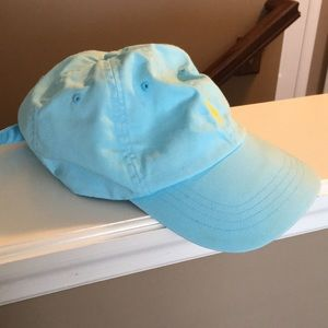 3515bd2a7c4 Polo by Ralph Lauren Accessories - POLO baby blue hat